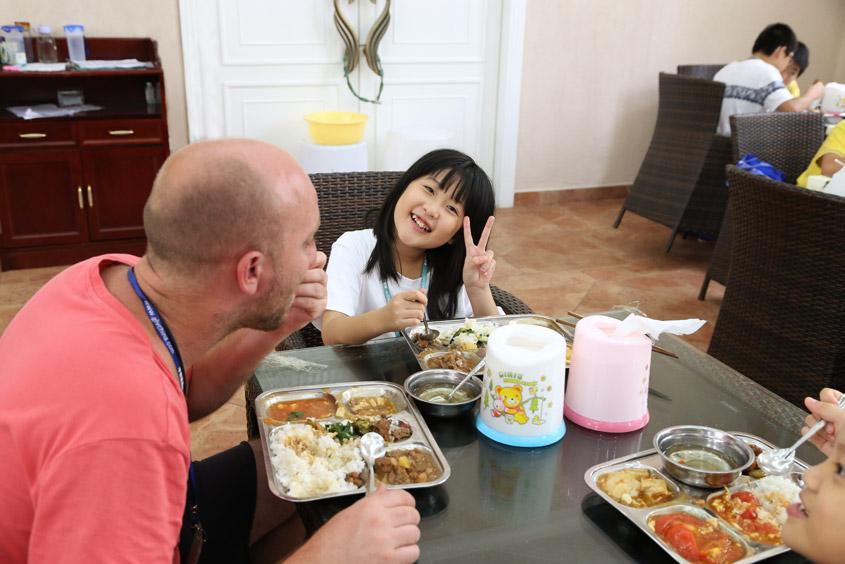 每天精心为孩子配备3大正餐