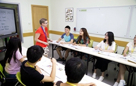 如何挑选好的外教英语口语班
