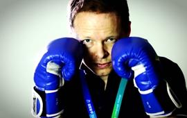 缤纷沙龙   今晚来场超MAN的Boxing吧!