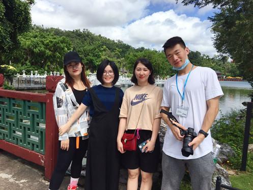 Outing|圆明新园之旅,享受美好的周末时光