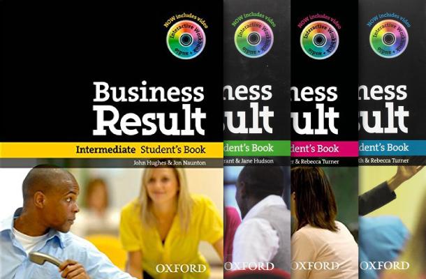 Business Result 课本照片