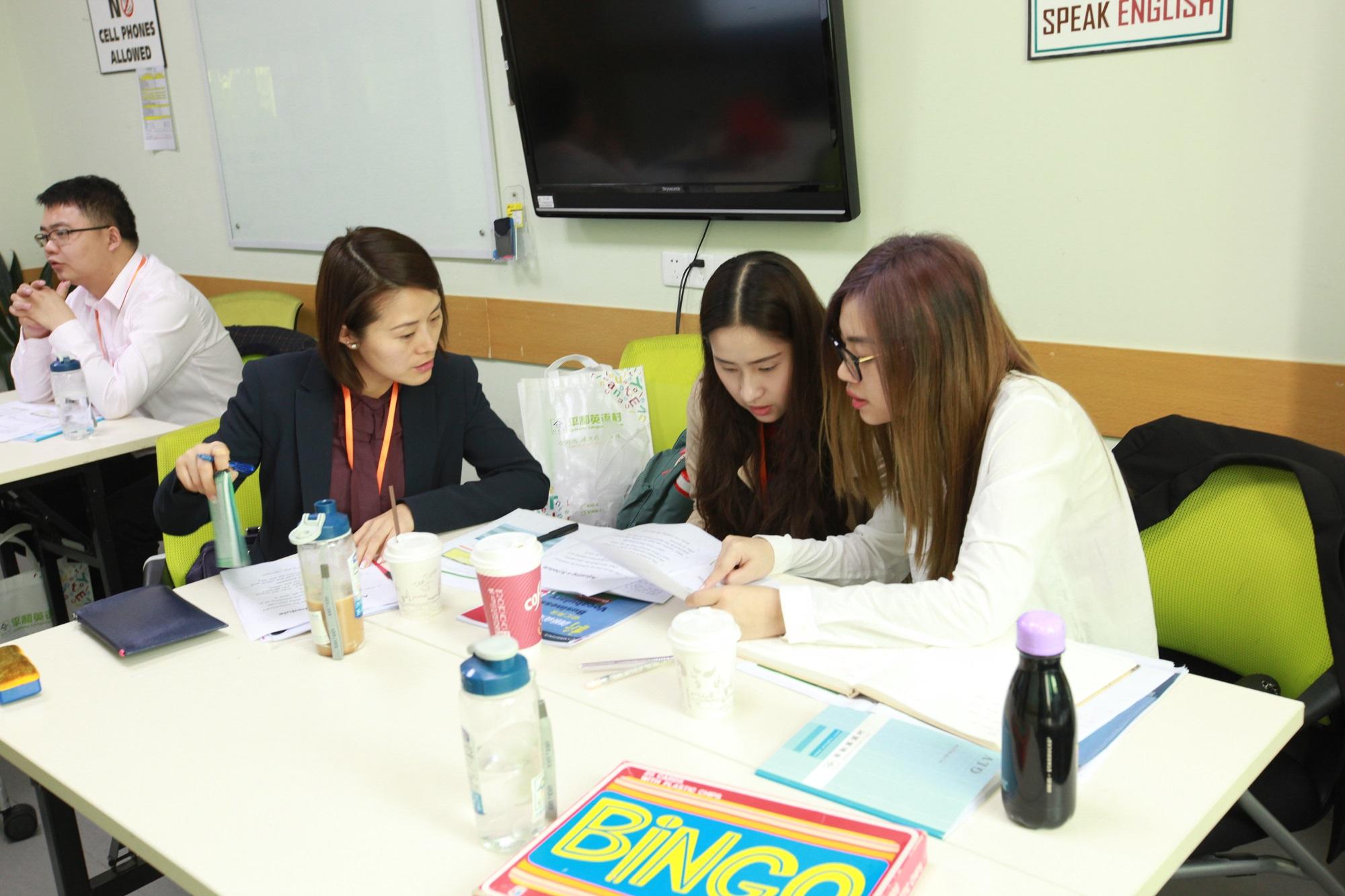 珠海英语口语培训班_如何选择成人英语口语培训机构? - 平和英语村-问答平台
